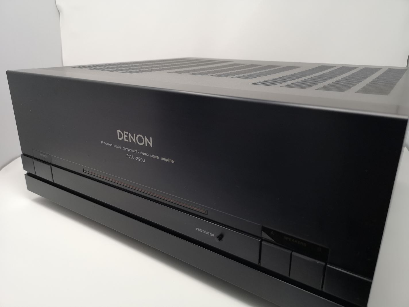 Denon POA2200 HI FI power amplifier